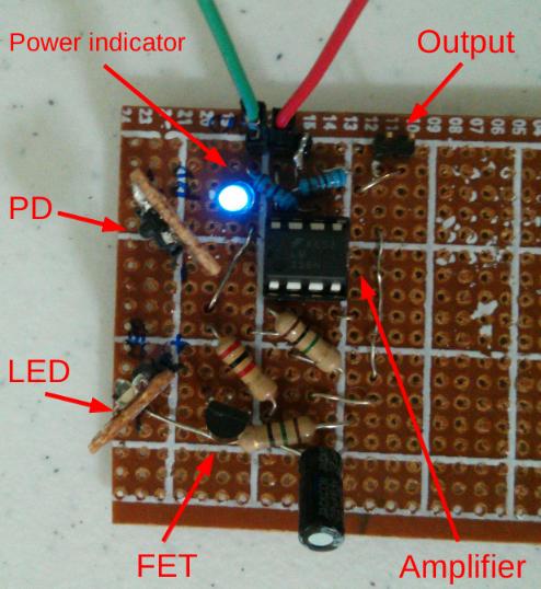 Lijun // DIY A Dust Detector